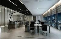 Office Space 136 3D Model