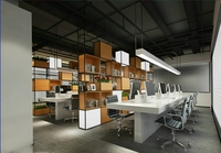 Office Space 137 3D Model