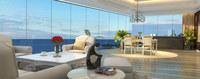 Office Space 140 3D Model