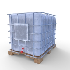 IBC Container 3 3D Model