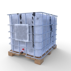IBC Container 5 3D Model