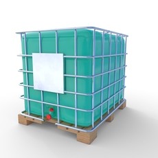 IBC Container 7 3D Model