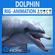 Animated Bottlenose Dolphin 3D Model