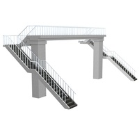Footbridge 3D Model
