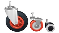 Collection Wheels 3D Model