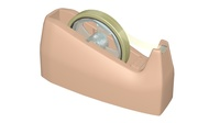 Tape Dispenser 3D Model