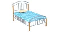 Bed 2 3D Model