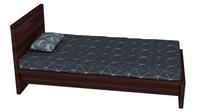 Bed 3 3D Model