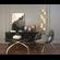 Modern Armchair Set 2 3D Model