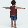 09 36 02 572 realistic fat child boy 09 4