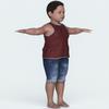 09 36 02 593 realistic fat child boy 10 4