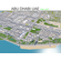 Abu Dhabi city UAE  70km 3D Model